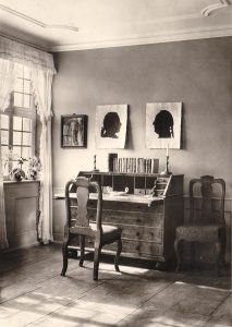 The Poet's Room, Frankfurt Goethe House
