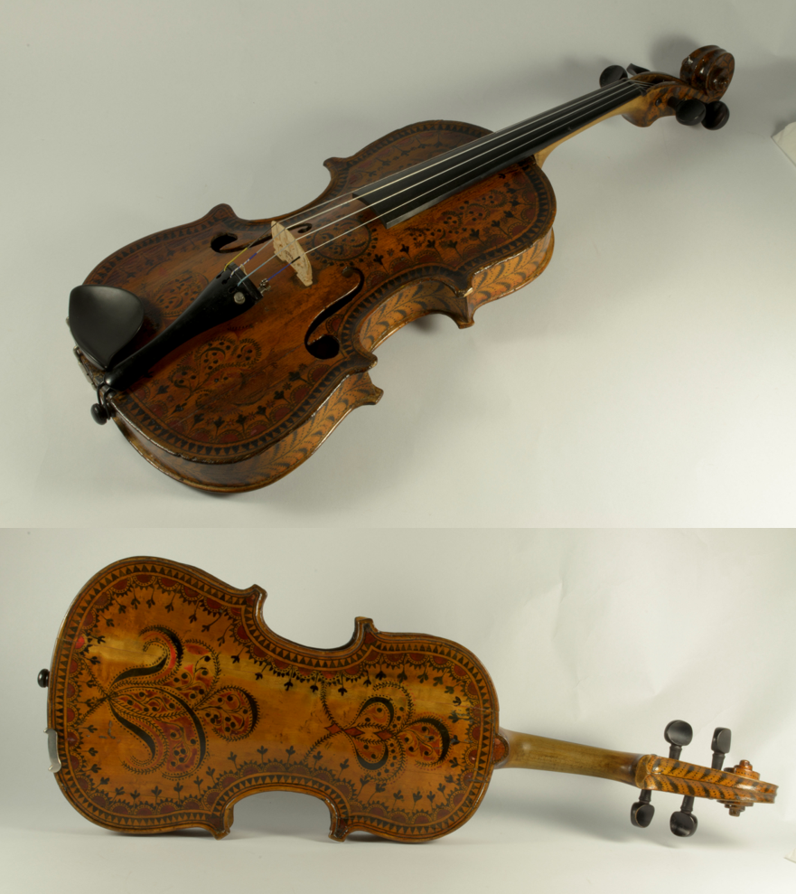 William Gregg's Fiddle