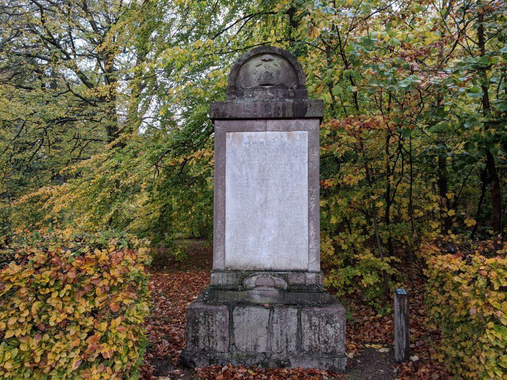 'Les Adieux de l'Hermite de Dronning-Gaard'