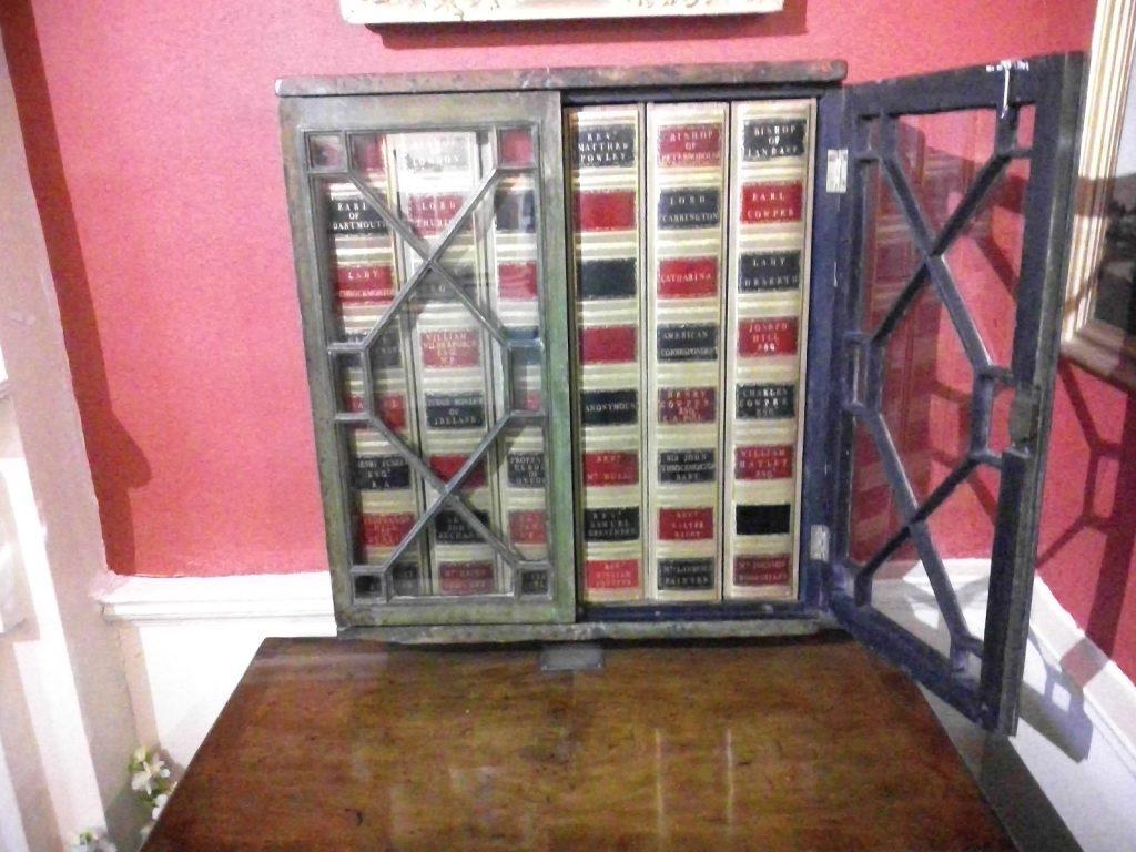 Cowper's Letter Cabinet