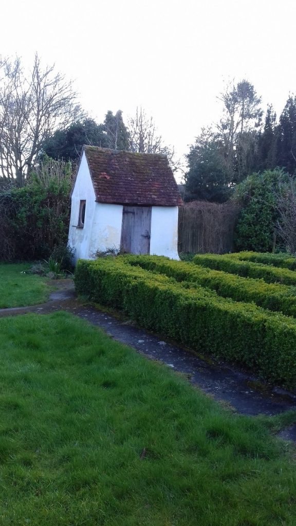 William Cowper's Summer House