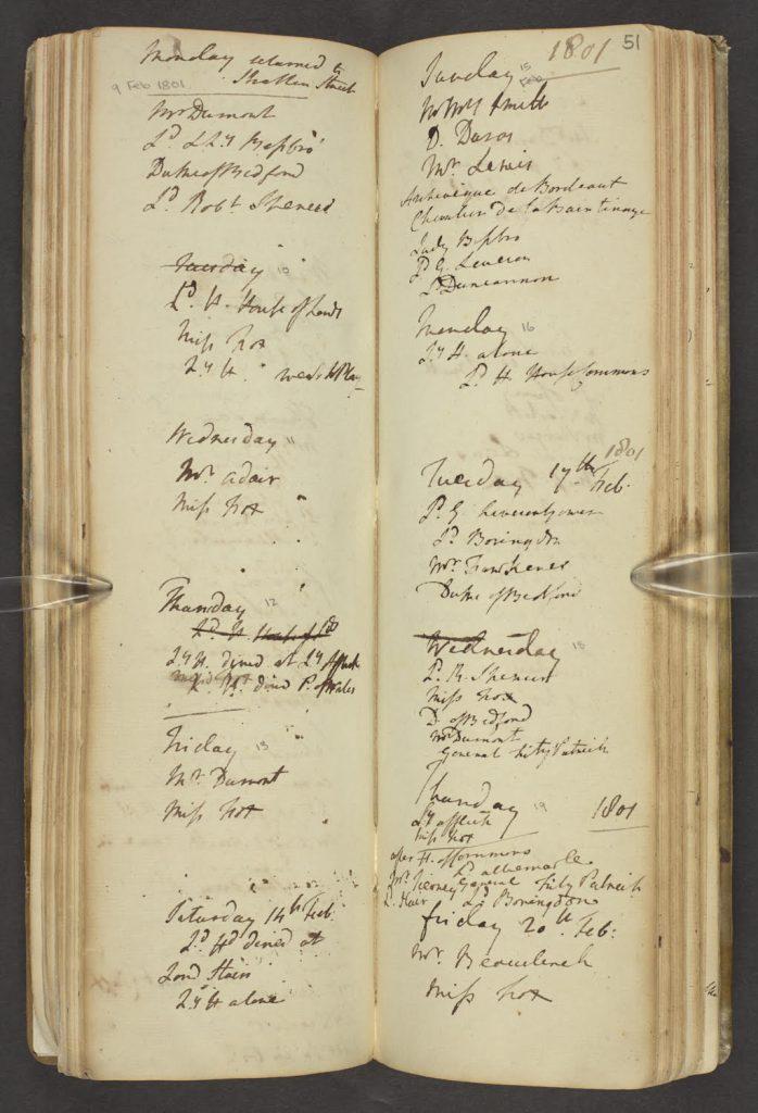 image of an open manuscript book