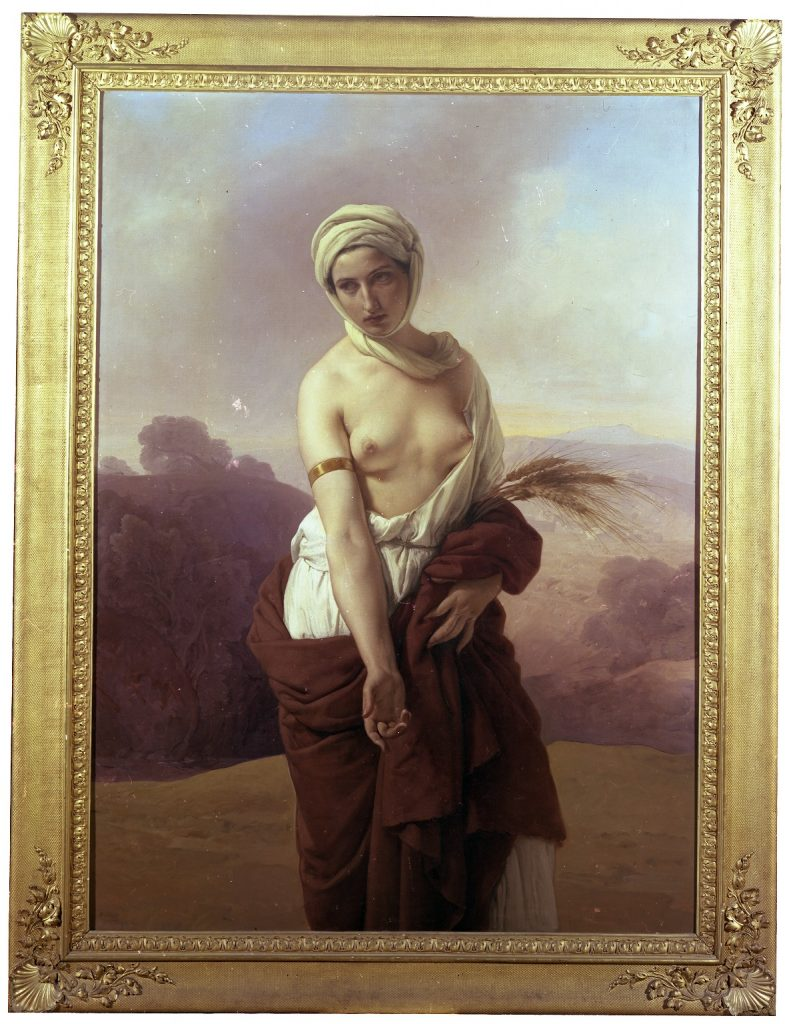 Image of the painting of Ruth