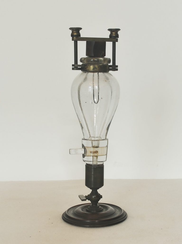 Das Eudiometer bei Tintern