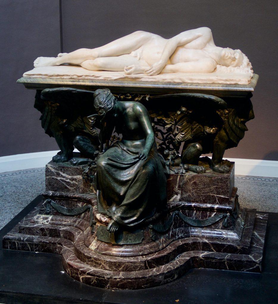 Le Mémorial de Shelley