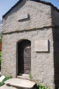 Temple de la Nature, Chamonix