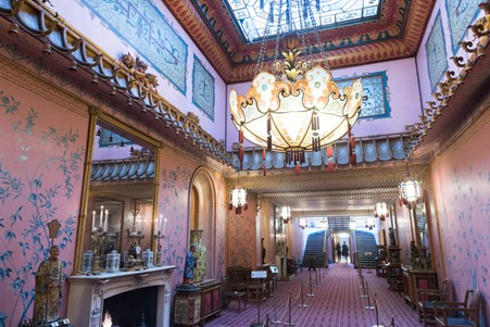 The Long Gallery, The Royal Pavilion at Brighton