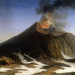 The Eruption of Etna (oil on canvas)