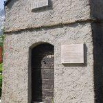 Image of a stone building - Temple de la Nature