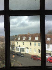Cowper's Windowpane
