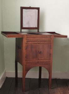 William Cowper's Shaving Mirror