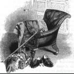 Fauteuil de Sir Walter Scott